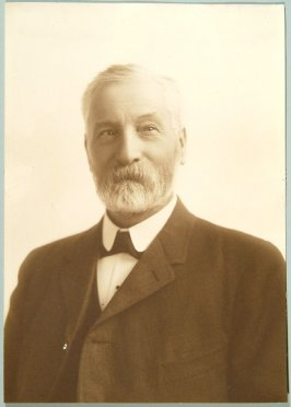 Charles Butman Gould, Superintendent for S.F. & S.J.R.R.