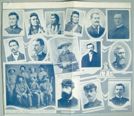 Volunteer scouts and couriers in Indian Wars of Pacific Northwest