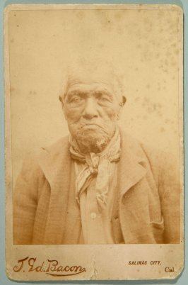 Old Gabriel (Indian believed to be over 151 years old)
