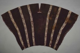 Man's ceremonial tunic (ccahua)