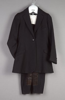 Woman's Riding Habit (Coat and Jodhpurs)