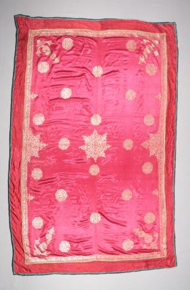 Asian embroidered hanging