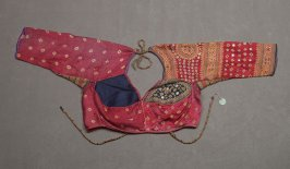 Festival blouse or choli