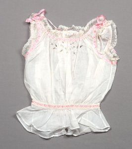 camisole or corset cover