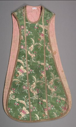 Chasuble (with matching stole and maniple 1982.14.4)