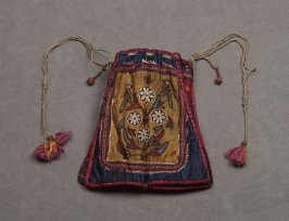 Purse: with drawstrings