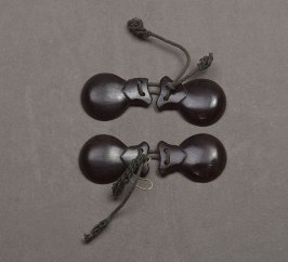 Pair of castanets