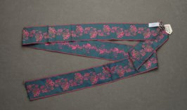 Child's hair ribbon(two pieces)