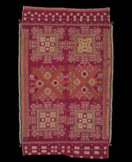 Ceremonial shawl (odhni)