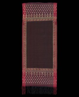 Shoulder cloth (kain slendang)