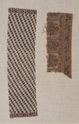 Shawl fragment