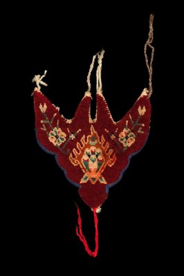 Head ornament for a horse (takyab)