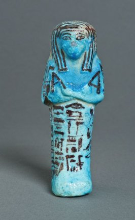 Shabti of the prophet of Amun-Re Amunemope