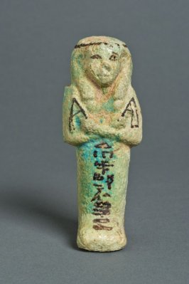 Shabti of the songstress Tamen-em-kash