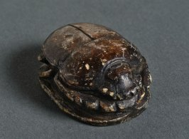 Heart scarab of the mistress of the house Pet-wer-Mut
