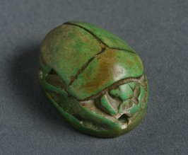 Heart scarab of Ptah-heri