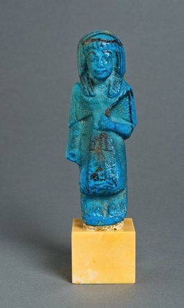 Shabti of the oversee Sha-em-wedja