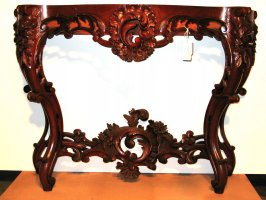 Console table in the Louis XV style