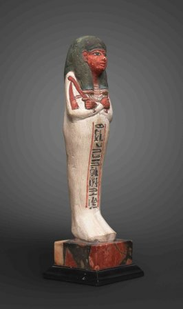 Shabti: Sennedjem, the Servant in the Place of Truth
