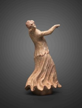 Figurine of a Dancing Woman