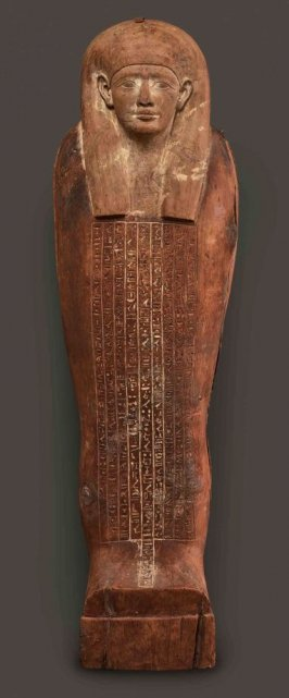 Anthropoid coffin of Iret-hor-irou