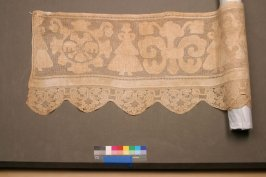 Altar frontal or sheet top