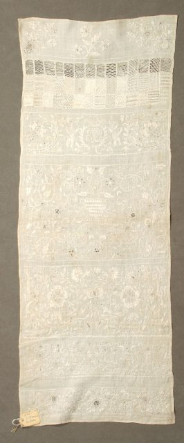 whitework band sampler