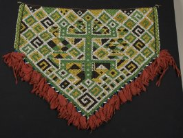 Woman's dance apron