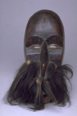 Executioner's Mask for the Boro Society