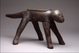 Stool in the Shape of an Animal