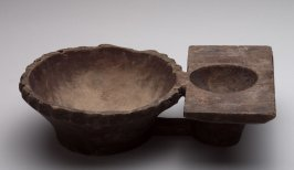 Two Section Food Bowl (duyu)