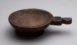 Bowl with Figural Handle (duyu)