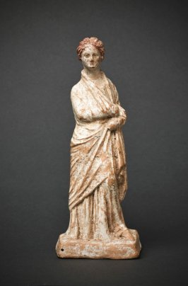 Woman Wearing a Chiton