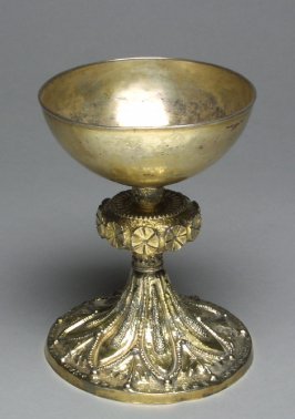 Inscribed chalice