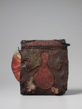 Container for pearl shell valuable, Momak Timbi