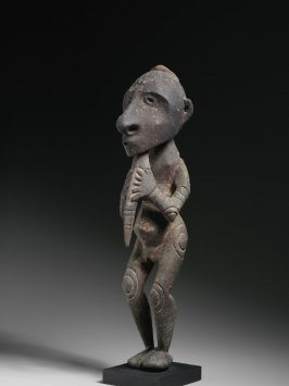 Female child figure