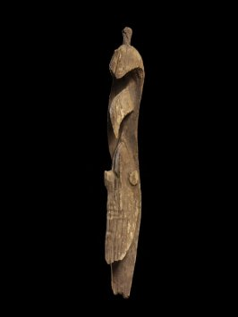 Fragment of cult object, dunegatsir