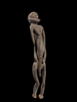 Male figure, Yimam
