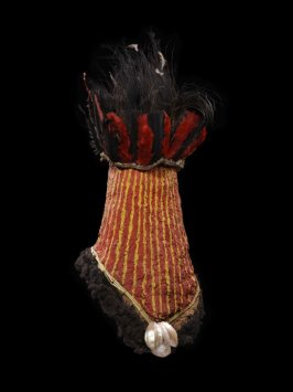 "Ceremonial wig, (""judge's wig""), peng koem"