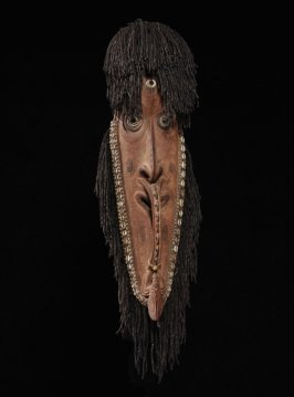 Spirit mask, Mwai