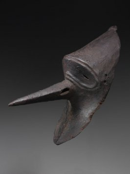 Male spirit mask, barak/yamburai parak
