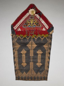 Ceremonial sitting mat (tabin)