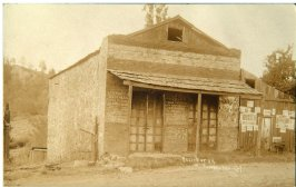 Stewart Brother's Store, Timbuctoo, California, Relic of '49