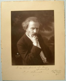Ignacy Jan Paderewski, pianist and composer
