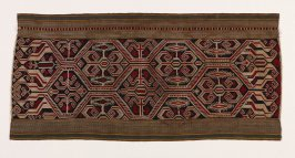 Woman's ceremonial skirt (kain pilih)