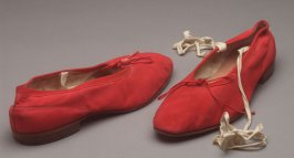 Pair of shoes, Fred Astaire