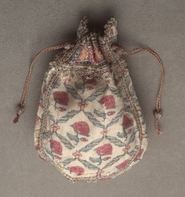 Bag with drawstrings