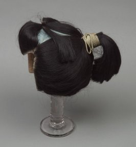 Japanese theatrical wig