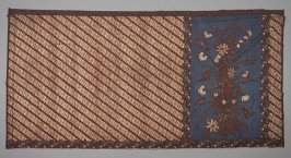 Skirt panel (kain sarong with kepala)