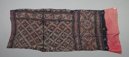 Shawl or wrapper (plangi)